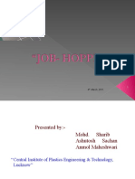 JOB- HOPPING presentatoion