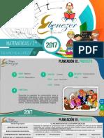 Matematicas 7 1p 2017