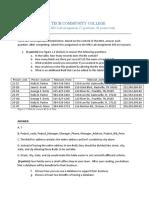 DBMS110 - M01 Lab Assignment GQ