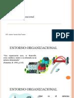 ENTORNO-ORGANIZACIONAL