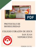 Colegio Sagrado Corazón de Jesús_Protocolo_Bioseguridad