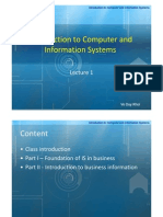 Lecture 1-Intro to Enterprise Management by Information