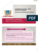 EVALUACIÓN DE COMPETENCIAS clase 5