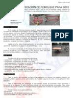 Manual de fabricacion de remolque para bicis