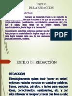 PPT_REDACCION Y ESTILO_15 DE MARZO_UNDECIMO