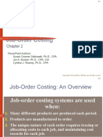 Chapter_02 Job Order Costing