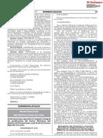 Ordenanza Que Aprueba El Reajuste Integral de Zonificacion d Ordenanza n 2236 1854967 1