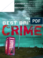The Mammoth Book of Best British Crime Vol.8