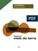 Levi Ramiro - Oficina_VdT