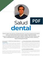 Salud dental niños y adolescentes