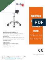 Brochure Sgabello