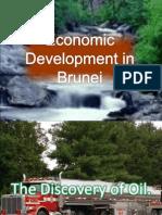 Chapter 1 The Economic Development Of Brunei