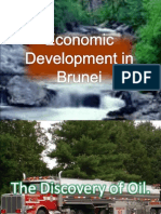 Chapter 1 The Economic Development Of Brunei
