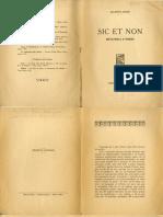1911 Rensi G. - Sic et non (P. 1 - 149). Metafisica e poesia. Roma - Libreria Editrice Romana, 1911_OCR