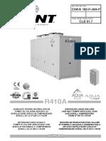 AQUAPLUS CHA-K 182-P÷604-P CLB 61.7