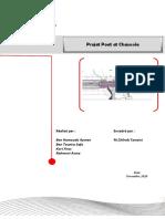 Projet Pont et Chaussée OA2