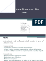 International trade Finance and Risk Hedging_n
