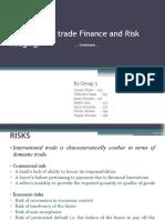 International trade Finance and Risk Hedging_n