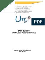 TAREA DE PSICOPATOLOGIA DEL ADULTO (Autoguardado)