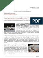 Comunicato Stampa Moon Rover