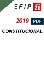 Constitucional 2019 Efip 2019