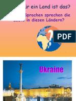 Welche Sprachen sprechen die Leute in diesen Ländern
