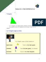 7. TRIÁNGULOS Y CIRCUNFERENCIAS