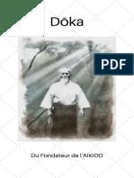 DOKA du Fondateur de l'AIKIDO