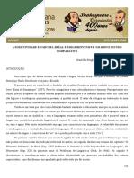 A subjetividade em Michel Bréal e Émile Benveniste um breve estudo comparativo