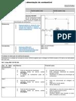 MID 128 PID 94 Pressão de alimentação de combustível