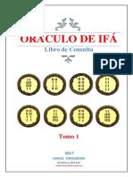 (1) ORACULO DE IFÁ  oddun tomo 1