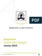 Certisys biogarantie