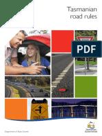 TAS Tasmanian Road Rules 2015 for Web