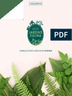Folder Jardins Eulina