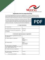 Applicationform-Melania