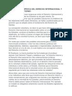 Derecho Internacional Publico e Interno (2)