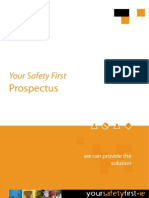 Safety Training Prospectus