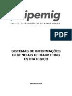 Sistemas de Informacoes Gerenciais de Marketing Estrategico