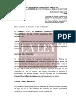 CASACION N.º 2297-2016 LIMA