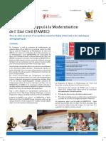 00112-2019_ Factsheet _ français_GIZ PAMEC