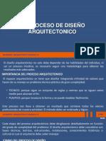 PROCESO DE DISEÑO (DISEÑO II)