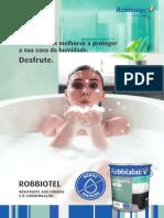 Folheto Robbiotel