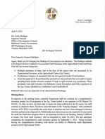 Baltimore County OIG Report Response