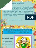 PROPUESTA CURRICULAR Y EJES CURRICULARES DE LA EDUCACIÓN TÉCNICA