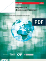 EIU Global Microscope on the Microfinance Business Environment 2010