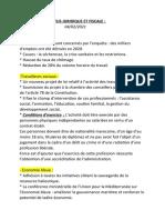 ACTUS JURIDIQUE ET FISCALE - 4-02-2021