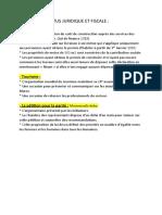 ACTUS JURIDIQUE ET FISCALE 5-02-2021