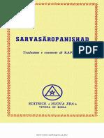 Sarvasaropanishad Samkara Raphael