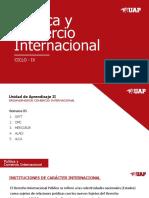 P&CI S05 Gatt Omc Mercosur Aladi Alca