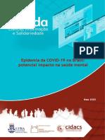 COVIDA - pandemia e saúde mental